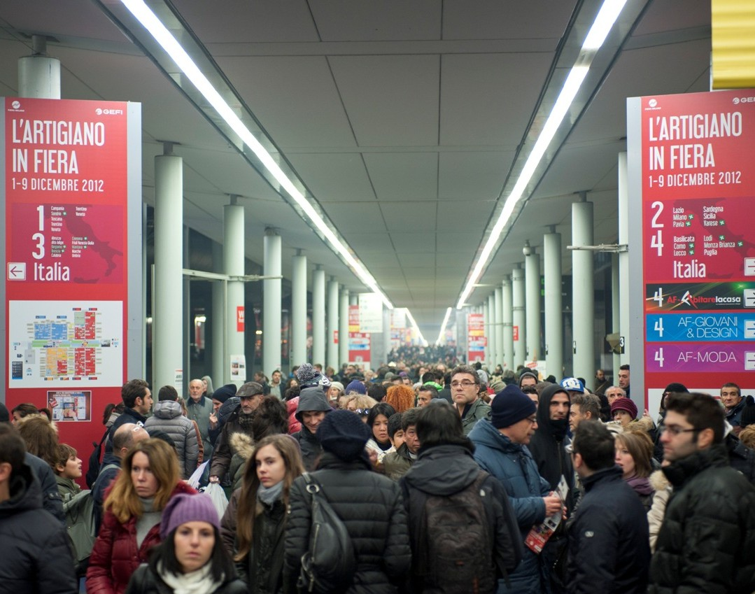 Milane amatininkų mugė | organiz. nuotr.