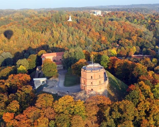 Aukštutinė pilis   mdl.lt nuotr.