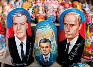 V.Janukovyčius ir V.Putinas | UNIAN nuotr.