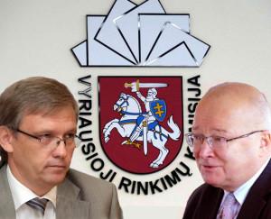 Z.Vaišvila ir Z.Vaigauskas | Alkas.lt asociatyvinė nuotr.