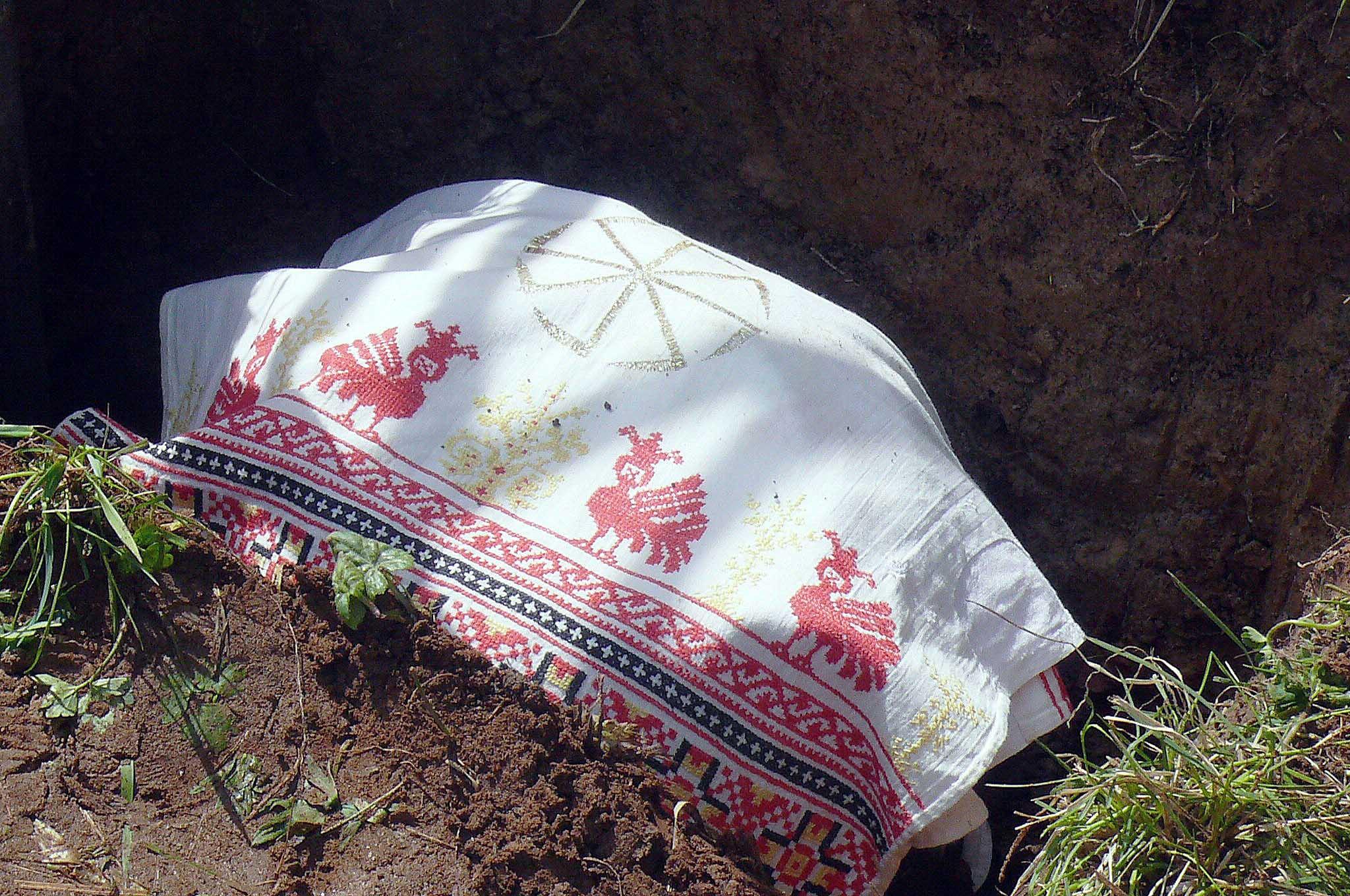 Dobroslavo laidotuvės | SBS nuotr.
