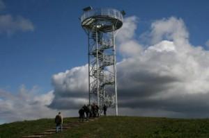 Naujas apžvalgos bokštas Žemaitijos nacionaliniame parke | VSTT.lt nuotr.