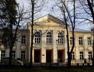 Marijampolės kolegijos fasadai | KPD Marijampolės teritorinio padalinio nuotr.