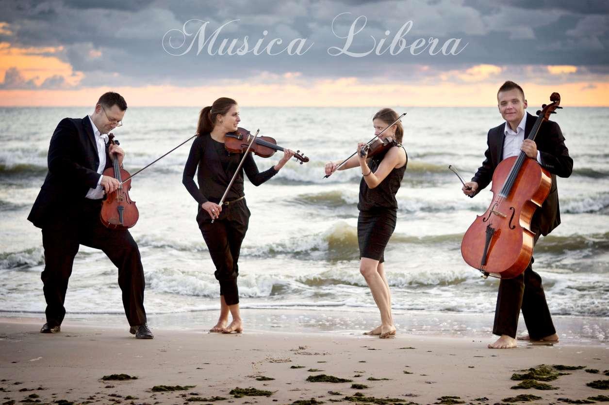 """Styginių kvartetas """"Musica Libera"""""""