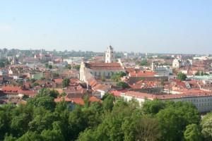 Vilniaus senamiestis | KPD Vilniaus teritorinio padalinio nuotr.