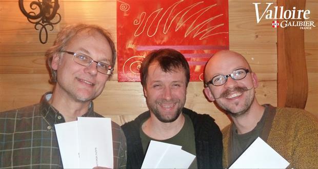 M.Gaubas, K.Venclovas, D.Aleksa. Organizatorių nuotr.
