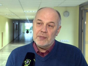 Prof. Romas Lazutka | Penki TV nuotr.