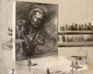 M.Furmanavičiūtės tapyba