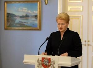 Dalia Grybauskaitė | Prezidentūros nuotr.