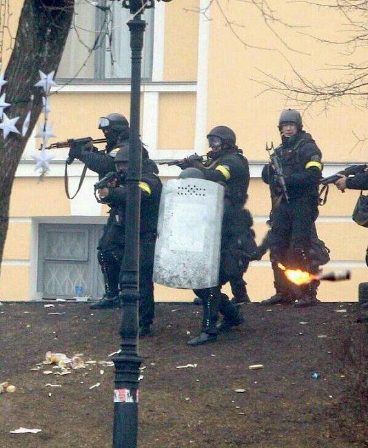 """""""Berkut"""" milicija"""