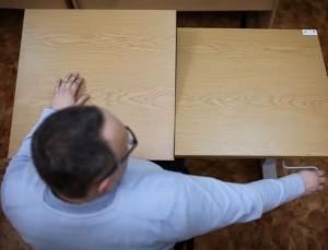 Neįgaliesiems pritaikytas stalas | Advertum.lt nuotr.Neįgaliesiems pritaikytas stalas | Advertum.lt nuotr.