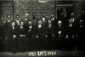 Kėdainių miesto taryba 1921-24 m.