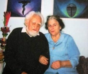 B.Jauniškis su A.Karaliūte