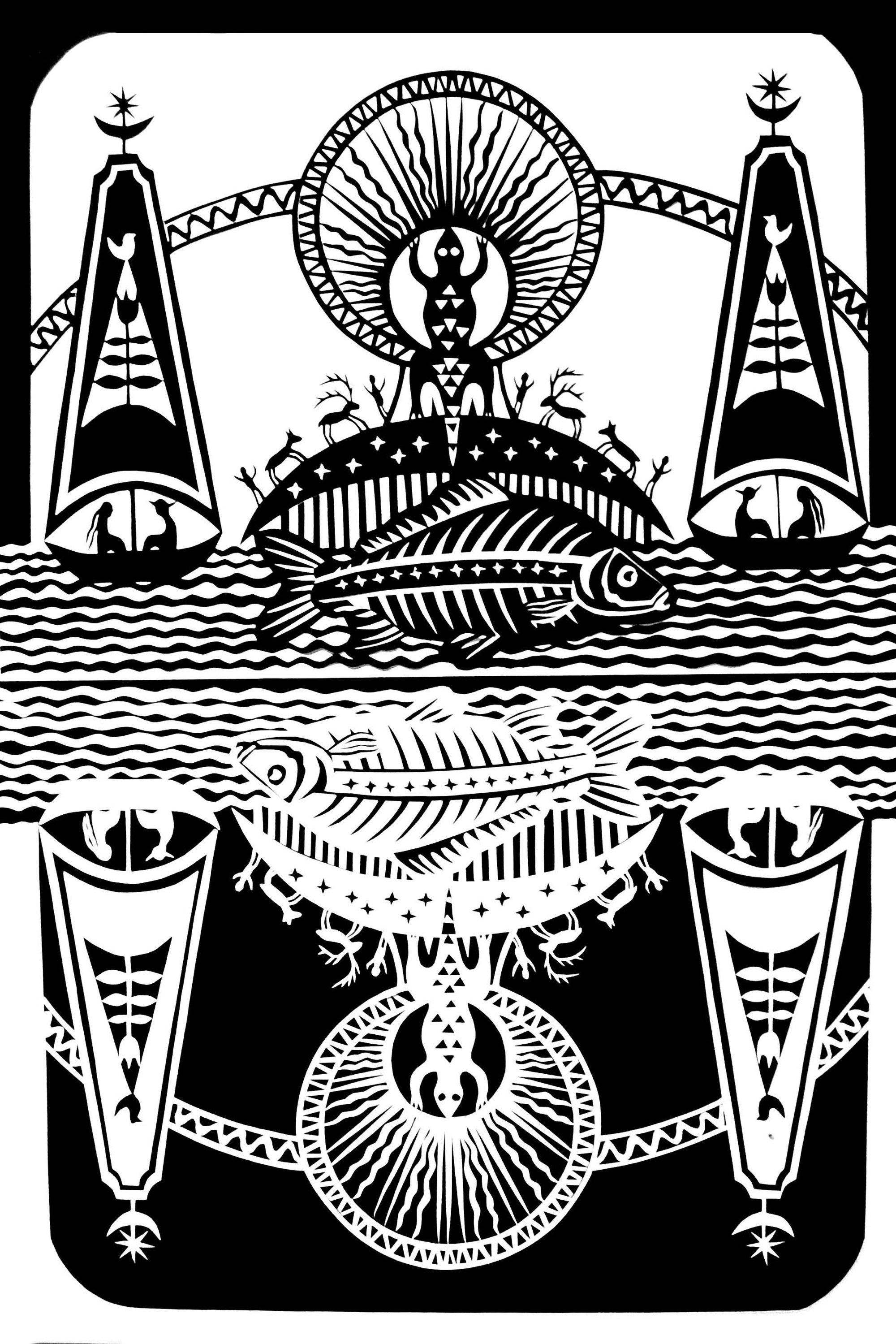 V. Visockienės karpinys