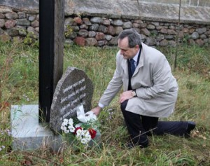 J.S. Kapas Berznyko kapinėse