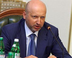 Oleksandras Turčynovas | byut.com.ua. nuotr.