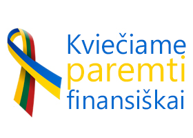 ukrainai parama