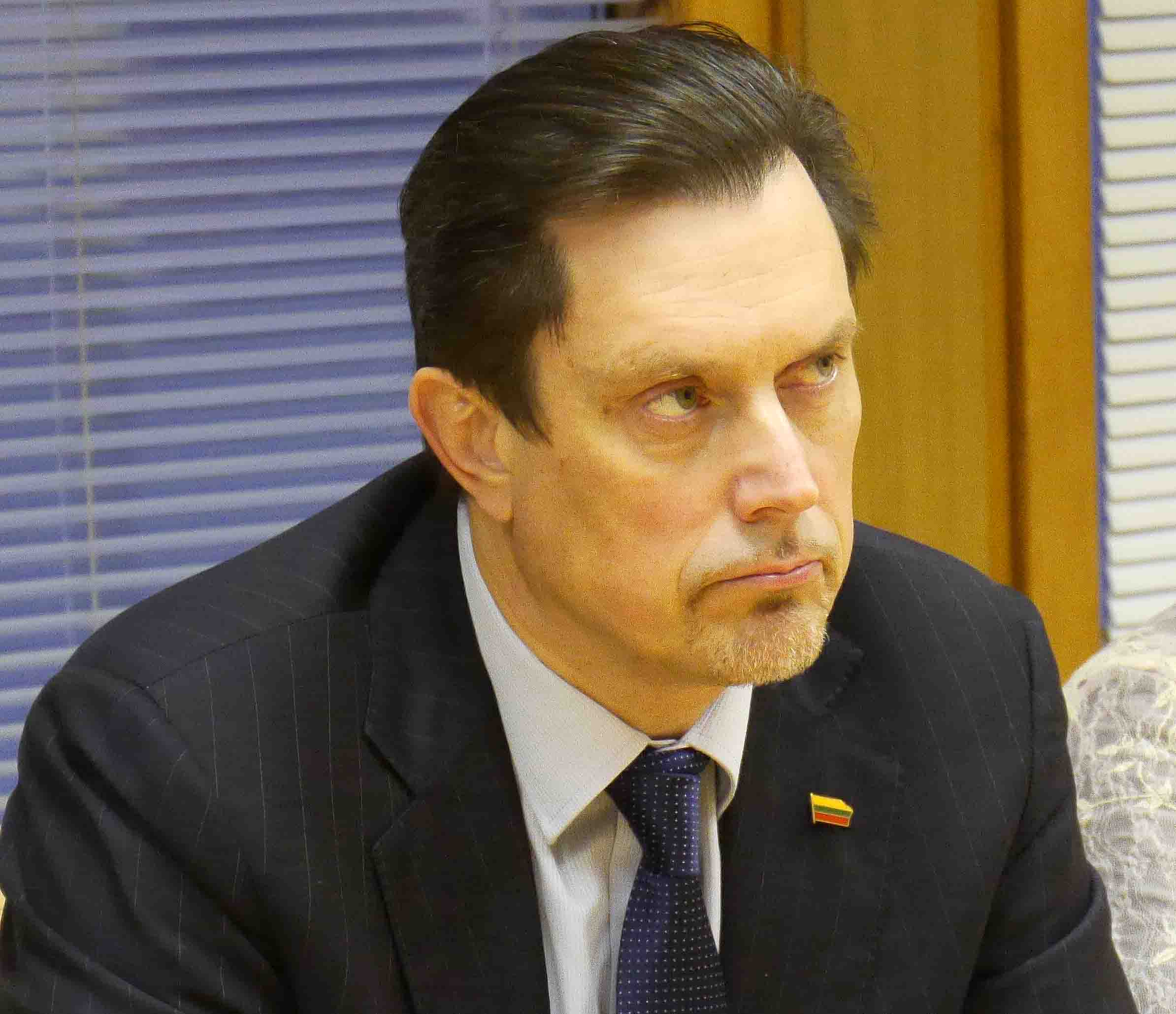 Vytautas Juozapaitis   Alkas.lt, J.Vaiškūno nuotr.