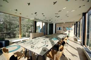 Metelių regioninio parko Lankytojų centro nauja ekspozicija