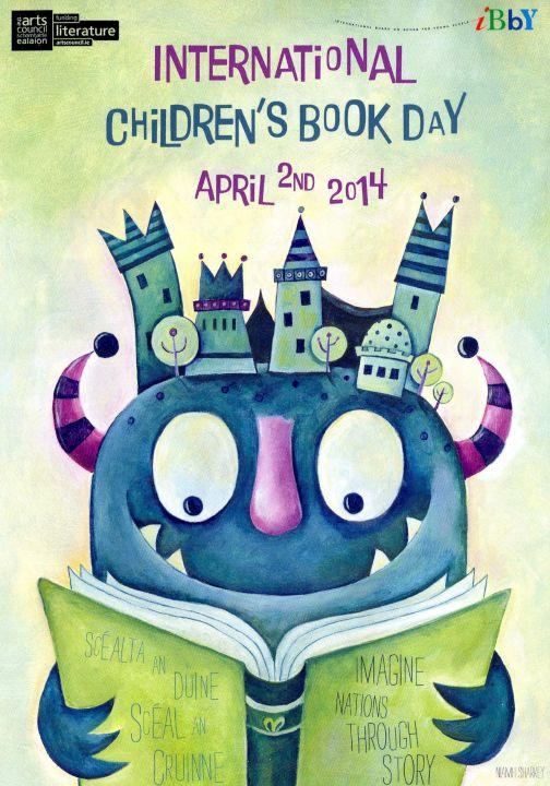 Knygų Dienos plakatas