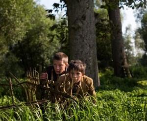 "Ricko Ostermano filmo ""Vilko vaikai"" kadras"