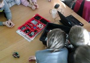 Robotukai | VDU.lt nuotr.