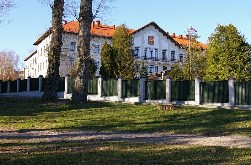 Rusijos ambasada klaipėdoje