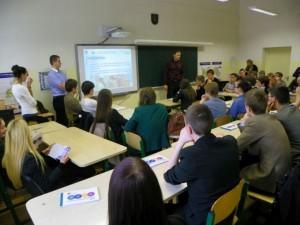 Studijų savaitės renginiai   Organizatorių nuotr.