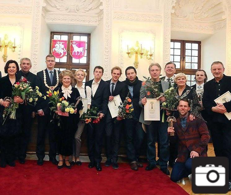 Apdovanoti Kauno teatralai | kaunas.lt nuotr.