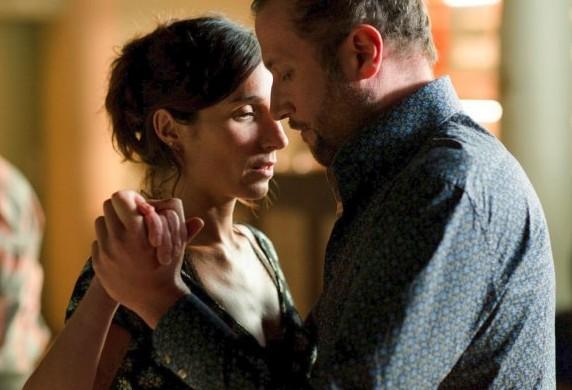 "Filmo "" Laisvės tango"" (rež. Frederic Fonteyne) kadras"