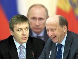 R.Karbauskis ir A.Kubilius | Alkas.lt, koliažas