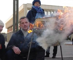 Laisvės Ugnis | Alkas.lt, A.Rasakevičiaus nuotr.