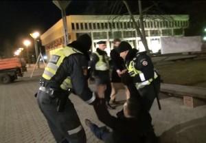 Policijos smurtas prie Seimo 2014 m. kovo 11 d.