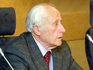 Prof. Vladas Vilimas | lrs.lt, O.Posaškovos nuotr.