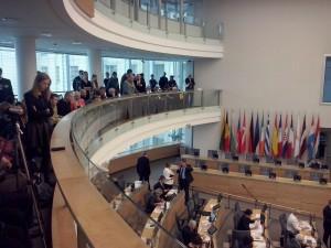 Žemės gynėjai Seime 2014 m. kovo 25 d. | Alkas.lt, T. Baranausko nuotr.