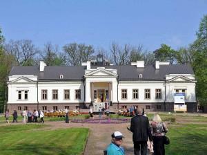 Gelgaudiškio dvaro rūmai | KPD Marijampolės teritorinio padalinio nuotr.