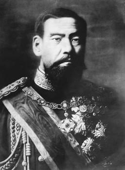 122-asis Japonijos Imperatorius Meidzi (1852 11 03 - 1912 07 30) | Wikipedia.org nuotrauka