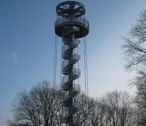 Naujas apžvalgos bokštas Krekenavos regioniniame parke  Krekenavos regioninio parko nuotr.