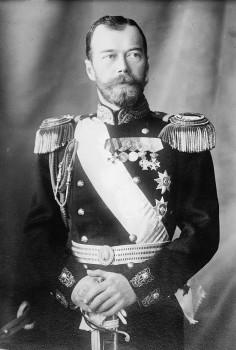 14-asis Rusijos Imperatorius Nikolajus II (1852 05 06 - 1918 07 17) | Wikipedia.org nuotrauka