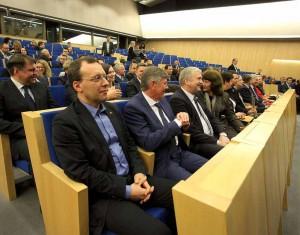 Septyniems politikams suteikta teisė siekti Lietuvos prezidento pareigų | M.Matulevičiaus nuotr.