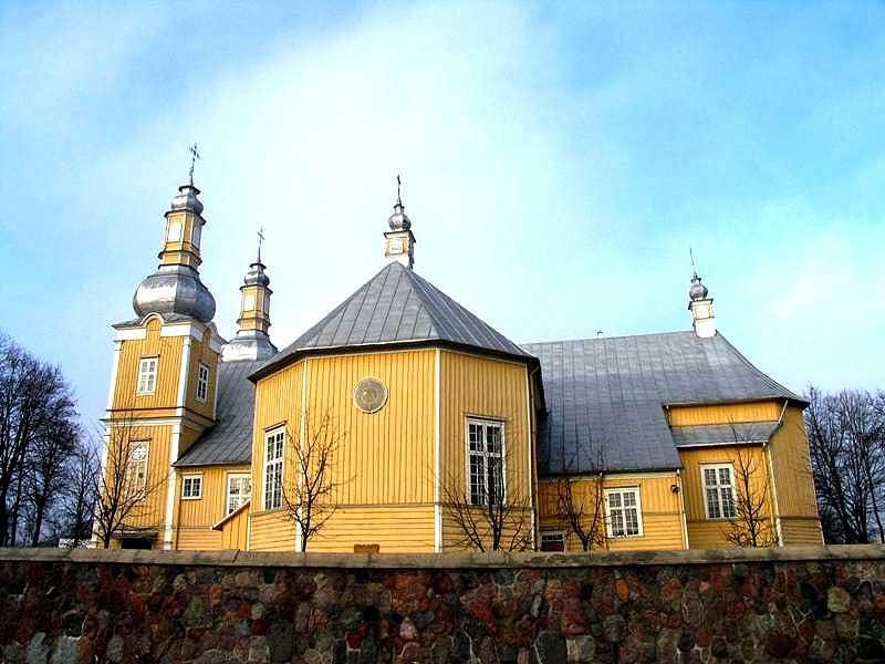 Prienų bažnyčia | KPD nuotr.