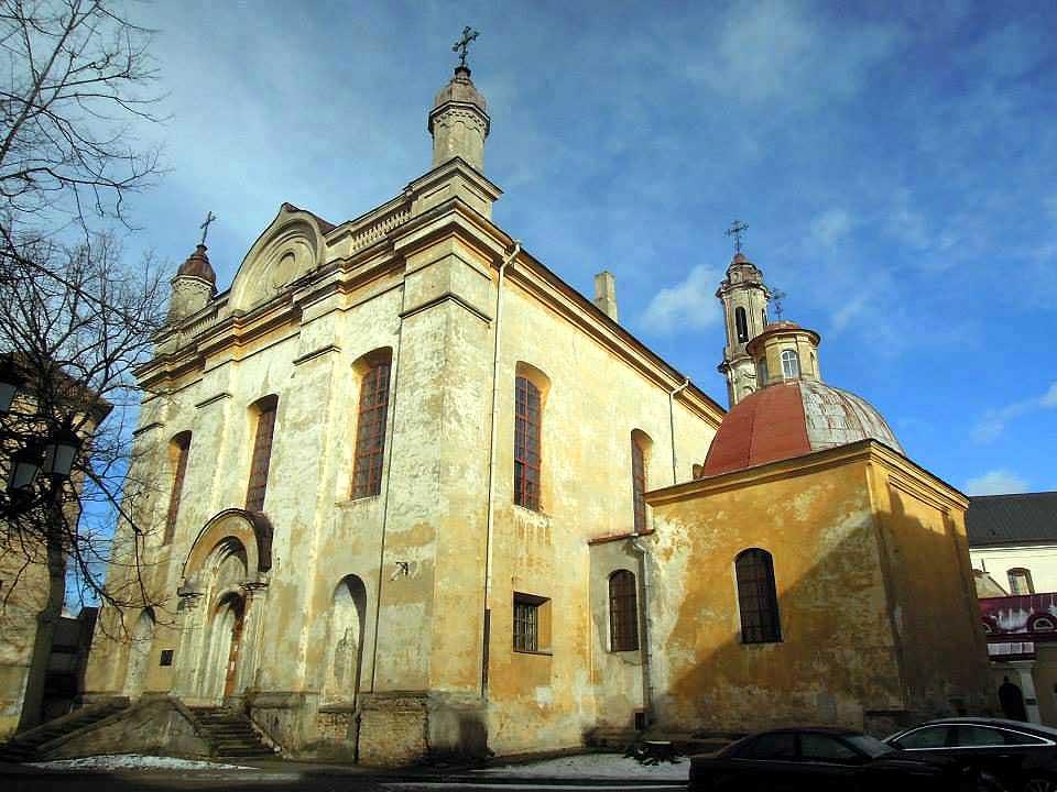 Šv. Trejybės bažnyčia Vilniuje | KPD, D.Varnaitės nuotr.