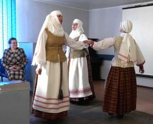 Ukmergiškiai svetingai sutiko Aukštaitijos etnokultūrininkus | Alkas.lt, J.Vaiškūno nuotr.