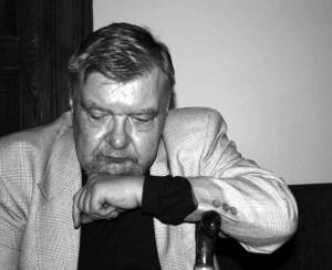 Romualdas Granauskas | B.Januševičiaus nuotr.