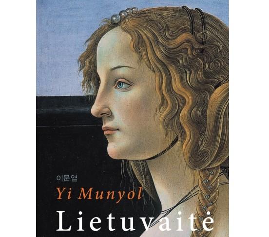 """Yi Munyol  romanas """"Lietuvaitė"""""""