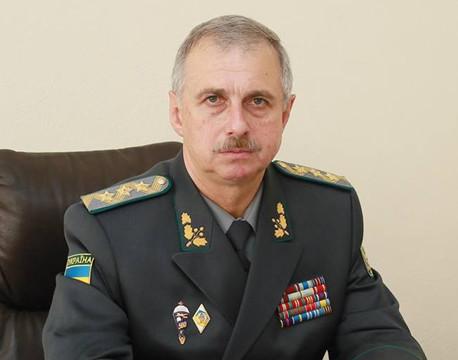 Michaelis Kovalis | Ukrainos Sienos apsaugos tarnybos nuotr.