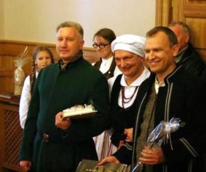 D.Ramančionis ir L.Šedvilas| VSTT nuotr.