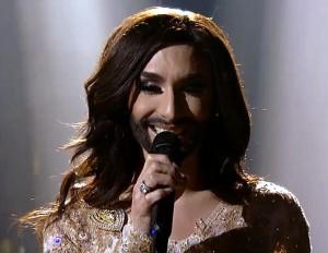 Eurovizijos nugalėtoas(a) – transvestitas(ė) iš Airijos | Alkas.lt nuotr.