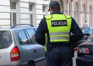 Policija | alkas.lt, A.Rasakevičiaus nuotr.