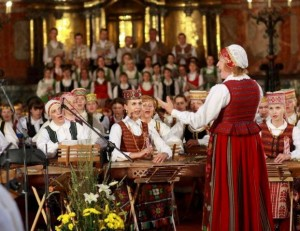Kankliu koncertas Šv.Jonų bažnyčioje | rengėjų nuotr.